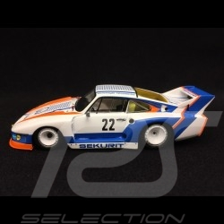 Porsche 935 winner Silverstone 1981 n° 22 Sekurit 1/43 Spark MAP02020717