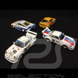 Quatuor Porsche 911 and 935 Walter Röhrl 1/43 Spark MAP02020117 MAP02020317 MAP02020417 MAP02020717