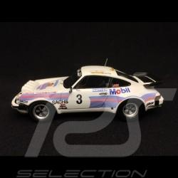 Porsche 911 type 930 Turbo 3.3 vainqueur Rallye DRM 1983 n° 3 Hero Mobil 1/43 Spark MAD007