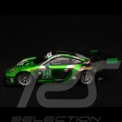 Porsche 911 GT3 R type 991 24h Daytona 2016 n° 540 Black Swan racing 1/43 Spark MAP02018316