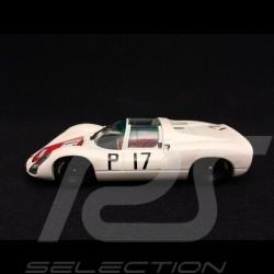 Porsche 910 vainqueur winner Sieger Nürburgring 1967 n° 17 Porsche System engineering 1/43 Ebbro 640