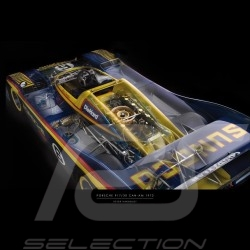 Poster Porsche 917 Can-Am printed on Plexiglass plate 40 x 60 cm Peter Haroldt