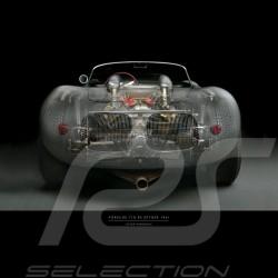 Poster Porsche 718 printed on Plexiglass plate 40 x 60 cm Peter Harholdt
