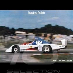 Porsche Poster Plakat Affiche 956 Racing Relish Jacky Ickx Le Mans 1979 - 76
