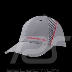 Casquette Cap Porsche Racing collection gris noir rouge grey reb black grau rot schwarz Porsche WAP4500010H