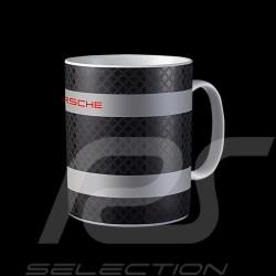 Porsche Tasse Becher Racing Collection schwarz grau rot WAP0504580H