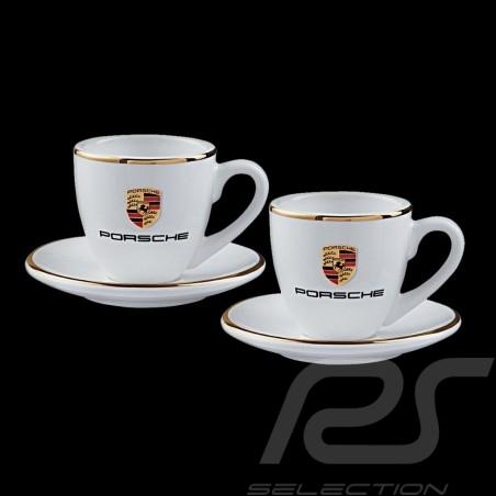 Set of 2 expresso cups Porsche Gold Porsche Design WAP0505950H