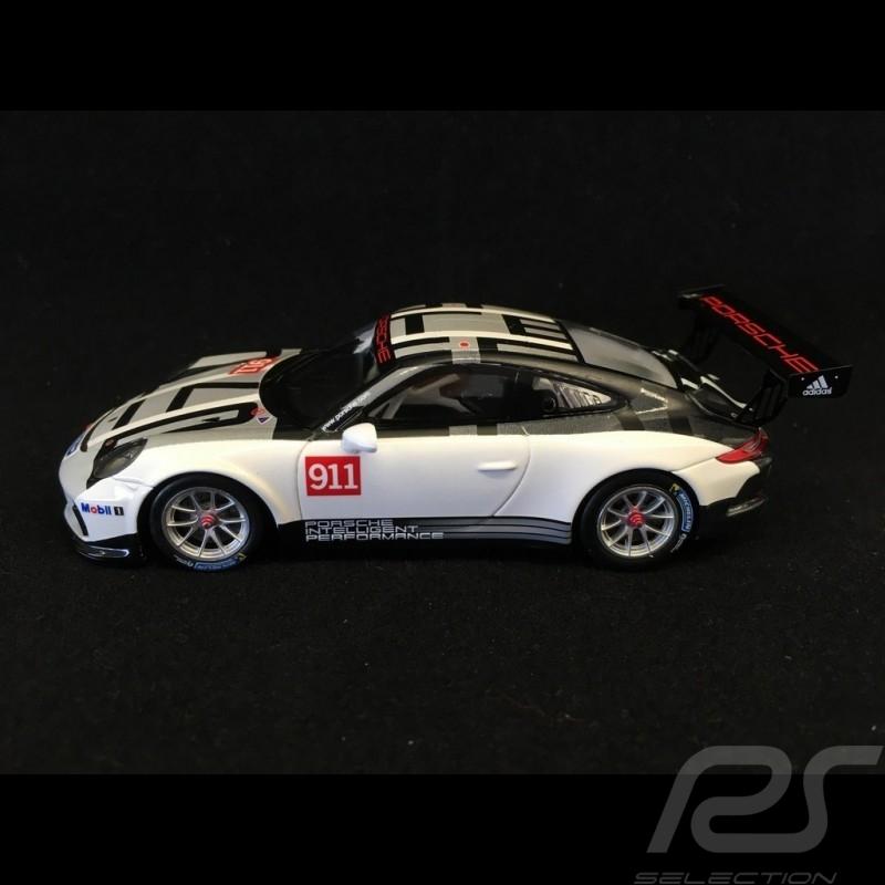 Porsche 911 type 991 GT3 Cup 2017 n° 911 1/43 Spark WAP0201500H