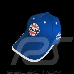 Casquette Cap Gulf King of cool bleu blue blau - enfant kid Kinder