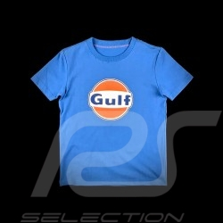 T-Shirt Gulf cobalt blue - kids