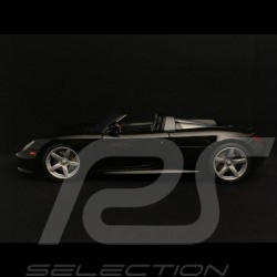 Porsche carrera GT 2003 noire black schwarz 1/18 Motormax 73163