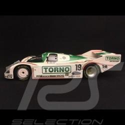 Porsche 962 C 1000 km Mugello 1985 n° 19 Brun Motorport Torno 1/18 Norev 187408