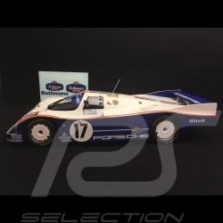 Porsche 962 IMSA vainqueur Daytona 1986 n° 14 Holbert Racing Löwenbrau 1/18 Norev 187408