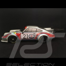 Porsche 911 2.1 Carrera RSR Le Mans 1974 n° 21 Martini 1/18 Norev 187425