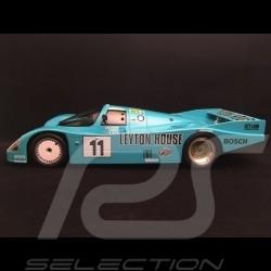 Porsche 962 C Le Mans 1987 n° 11 Kremer Racing 1/18 Norev 187405