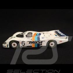 Porsche 956 vainqueur winner sieger WEC 1983 Japon n° 6 Trust 1/43 Ebbro 43887