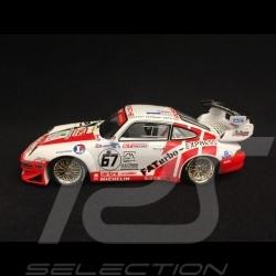 Porsche 911 GT2 type 993 Le Mans 1999 n° 67 Fat turbo 1/43 Spark S4450