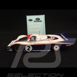 Porsche 956 Le Mans 1982 n° 2 Rothmans 1/43 Spark S4756