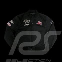 Jacket James Dean Little bastard n° 130 black - men