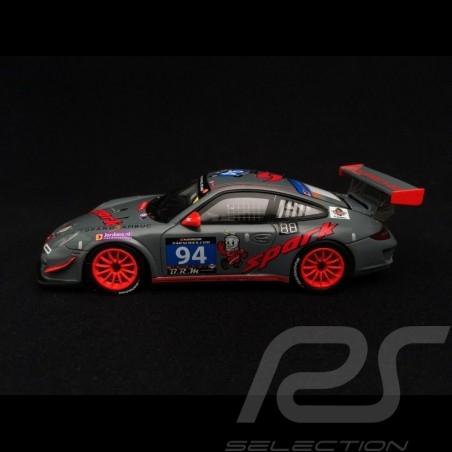 Porsche 911 type 997 GT3 Cup Vainqueur Winner Sieger SPX Paul Ricard 2016 n° 94 1/43 Spark SF112
