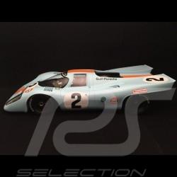 Porsche 917 K vainqueur winner Sieger Daytona 1970 n° 2 Gulf 1/12 Truescale TSM141204
