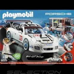 Porsche 911 GT3 Cup white Playmobil 9225