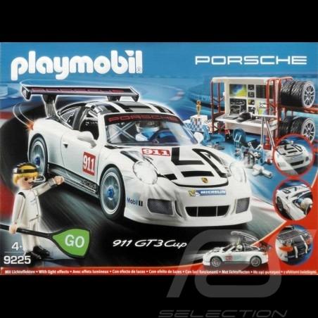 Porsche 911 GT3 Cup weiß Playmobil 9225