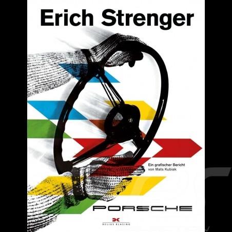 Book Erich Strenger and Porsche - Mats Kubiak