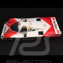 Porsche 956 Le Mans 1983 n° 8 Sorga SA Wollek 1/12 Truescale TSM151210