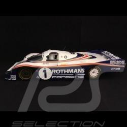 Porsche 956 Sieger Le Mans 1982 n° 1 Rothmans 1/12 Truescale TSM151206