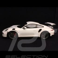 Porsche 911 GT3 RS type typ 991 2013 blanche white weiß 1/18 Spark WAP0219120H