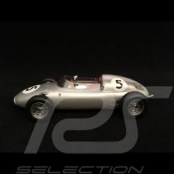 Porsche 718 F2 GP Solitude 1960 n° 5 Herrmann 1/43 Truescale TSM114309