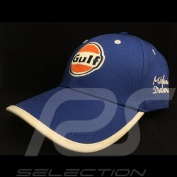Casquette Cap Gulf King of cool bleu blue blau