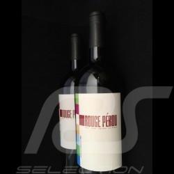 Caisse de 2 bouteilles de vin 50 ans Porsche 911 bordeaux Rouge Perou 2011 Box of 2 bottles of wine