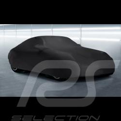 Housse de protection intérieur Indoor car cover Fahrzeugabdeckung Porsche 911 Type 996 Turbo noire Black Schwarz Qualité Premium