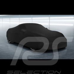 Housse de protection intérieur Indoor car cover Fahrzeugabdeckung Porsche 718 Cayman / Cayman S noire Black Schwarz Quali