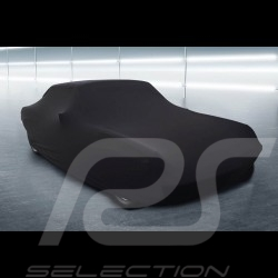 Indoor car cover Porsche 914 black Premium Quality