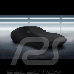 Housse de protection intérieur Indoor car cover Fahrzeugabdeckung Porsche 924 noire Black Schwarz Qualité Premium