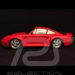 Porsche 959 1987 rot 1/18 Minichamps 155066200