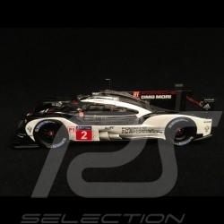 Porsche 919 Hybrid - HY n° 2 LMP1 Vainqueur Le Mans 2016 1/43 Spark 43LM16 winner sieger