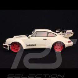 Porsche 911 RWB typ 964 Hoonigan weiß 1/18 GT SPIRIT GT732