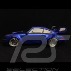 Porsche 911 type 964 RWB metallic night blue 1/18 GT SPIRIT ZM100