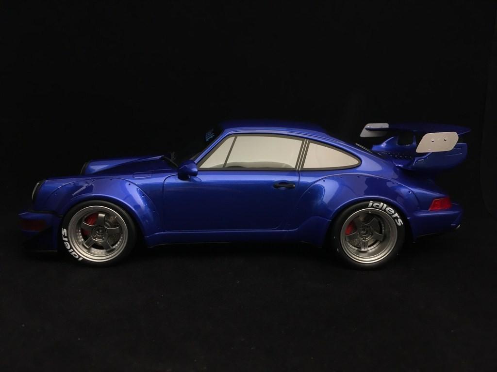 100 Porsche 964 Rwb Rauh Welt Begriff Porsches