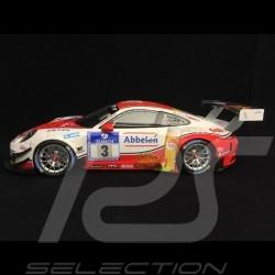 Porsche 911 GT3 R type 991 24h Nürburgring 2016 n° 3 Frikadelli 1/18 Minichamps 153166003
