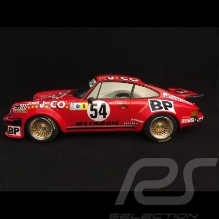 Porsche 934 vainqueur winner Sieger Le Mans 1976 n° 54 Meznarie 1/18 Minichamps 153766454