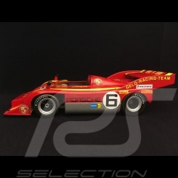 Porsche 917 10 Interserie 1973 n° 6 Gelo Racing Loos 1/18 Minichamps 153736506