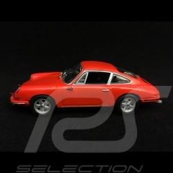 Porsche 911 S 1964 orange Tangerine 1/43 Minichamps 940067120