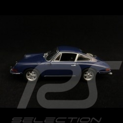 Porsche 911 S 1964 Bali Blue 1/43 Minichamps 940067121