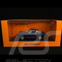 Porsche 911 S 1964 Bleu Bali 1/43 Minichamps 940067121