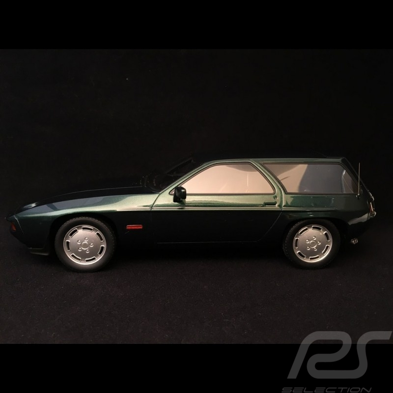 Porsche 928 S Kombi Artz 1979 dunkelgrün 1/18 Premium X PR18002